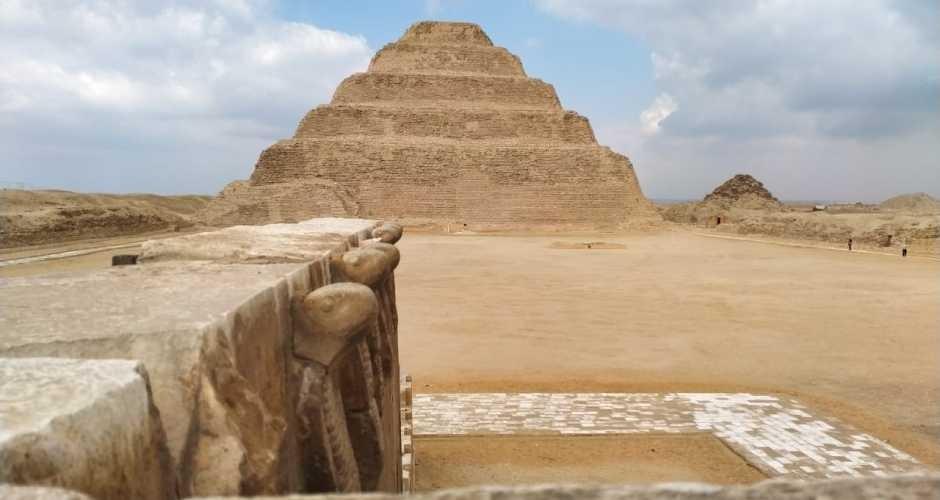 Navštivte 6 top míst v Egyptě prostřednictvím virtuální prohlídky