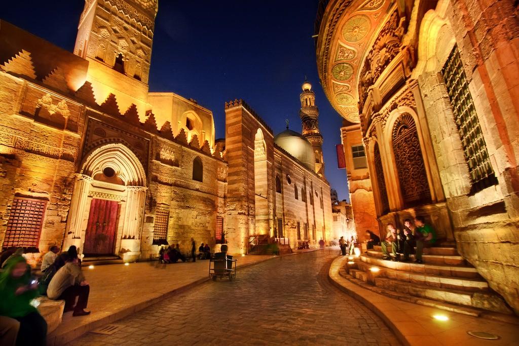 8 nejoblíbenějších míst, které v Egyptě navštívit