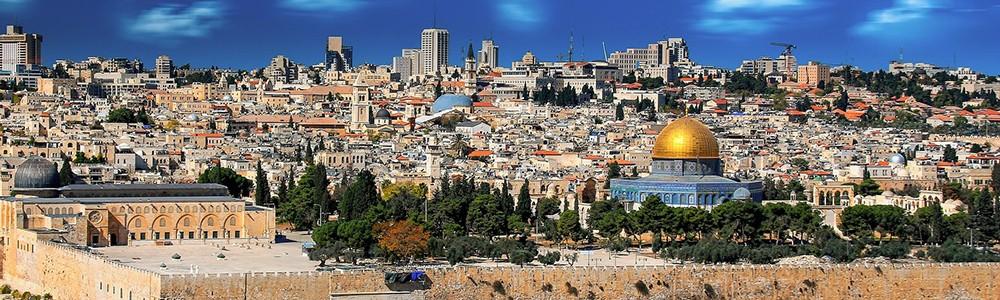 Výlet do Jeruzaléma z Sharm El Sheikhu