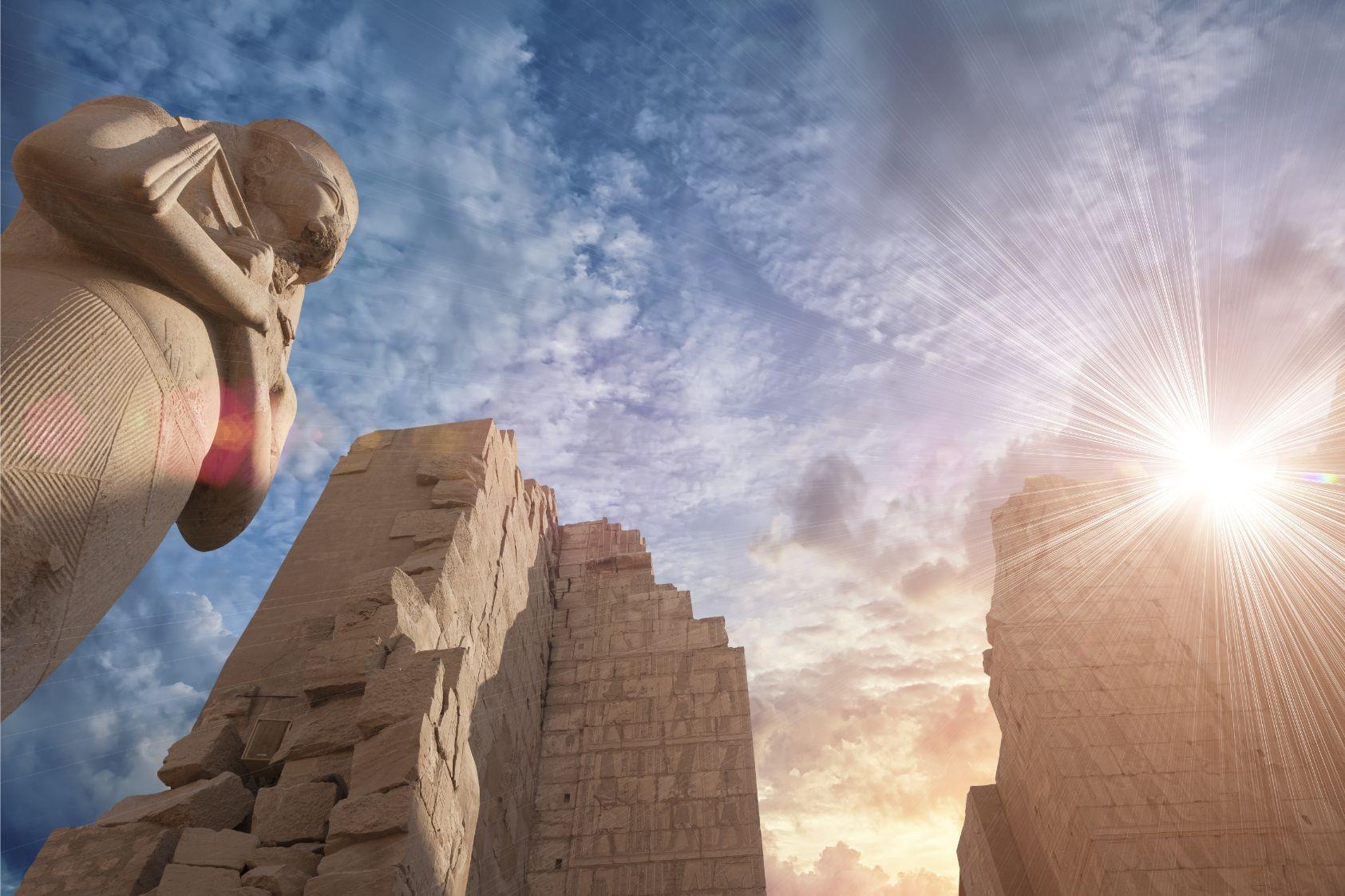 Výlet Luxor Podle Sebe z Marsa alam
