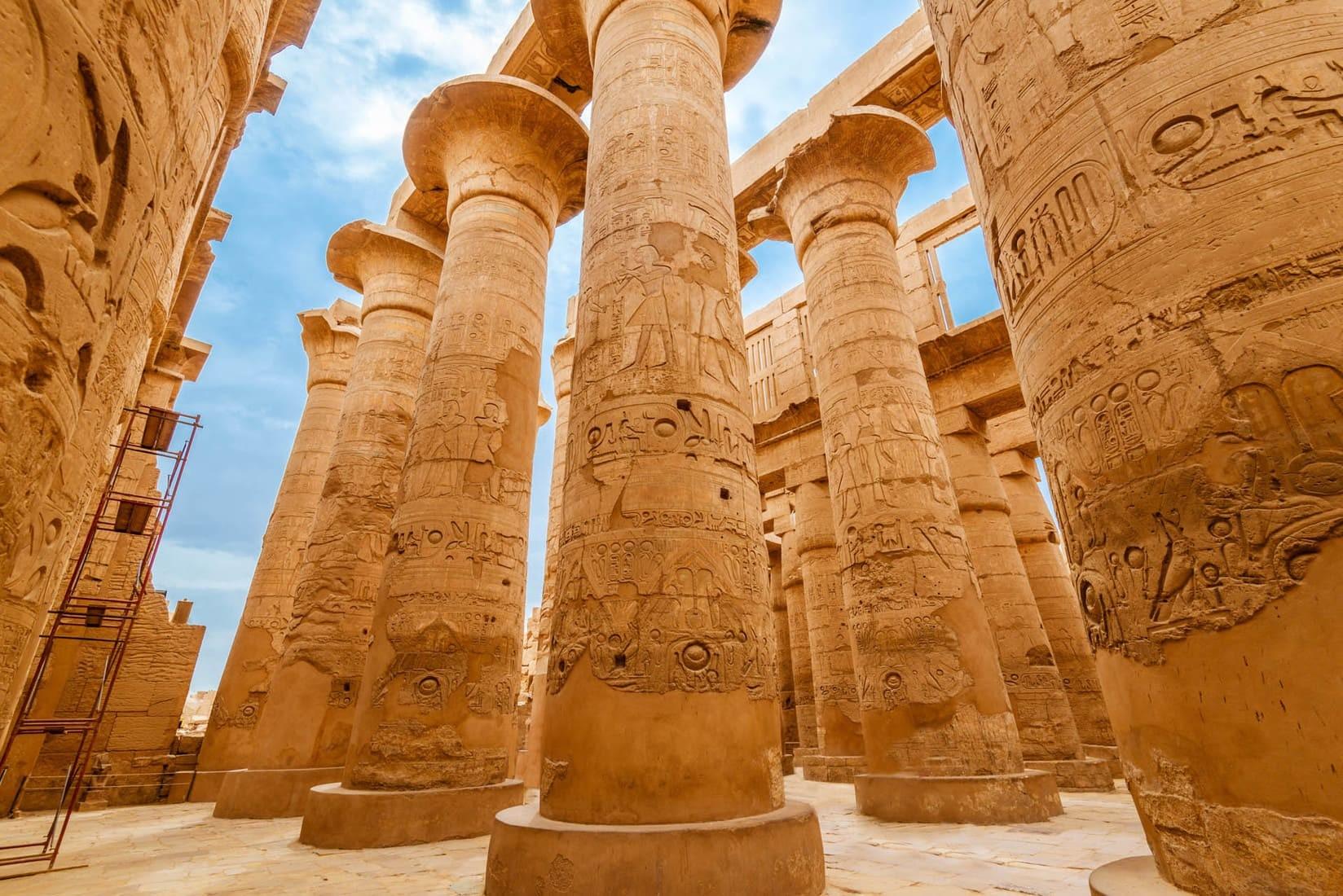 Dvoudenní Výlet Luxor Dendera a Abydos z Hurghady