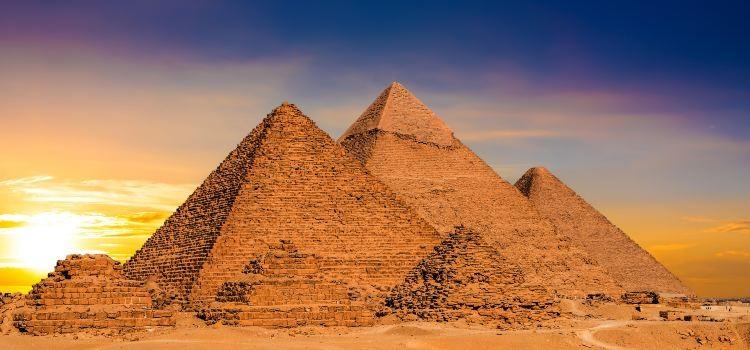 výlet do Káhiry Letecký