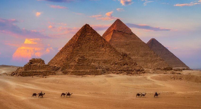 Výlet Káhira podle sebe z Marsa alam