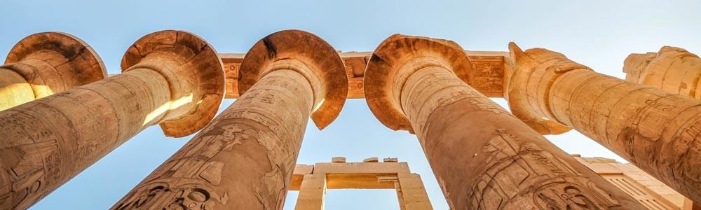 Z Hurghady: 12 Denní Poznávací Zájezd Egypt -Luxor a Káhira letecký S Pobytem U Moře