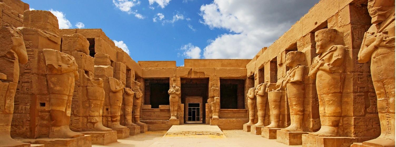 Výlet Luxor a Údolí Královen z Hurghaday